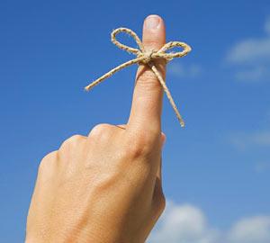 string-finger
